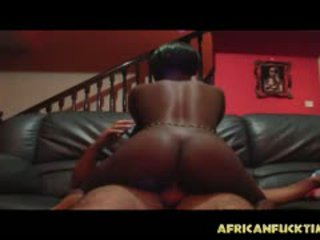 Black African Whore Fucking Interracial