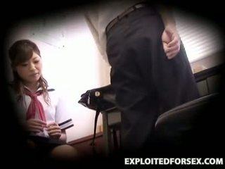 Blackmail Schoolgirl02