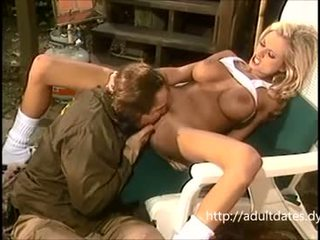 Briana banks - in greenhouse