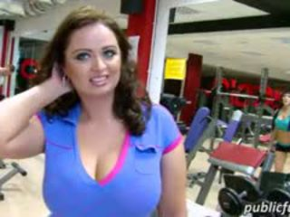 Gym Attendant Fucked Up Customer Sirale