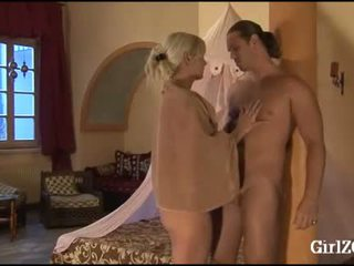 blondes, style, blowjob