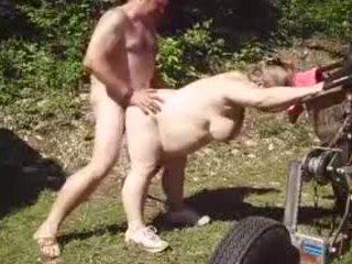 Fat Granny Creampie: Fat Creampie Porn Video fd