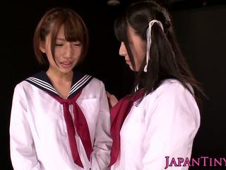 squirting, japansk, hårig