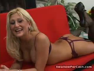 Stacy thorn pozycje w underware następnie gets jej a hole wydymane