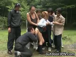 karstākie japānas, karstākie grupu sekss, interracial