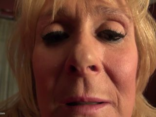 Old Granny so Hungry for a Good Fuck, HD Porn c3