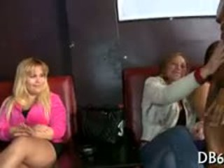 Blonde Young Attractive Bitch Sucking 10-pounder