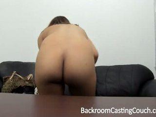 Blaxican assfuck e anal ejaculação interna casting