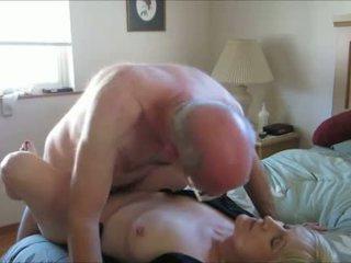 Mature couple sexual intercourse