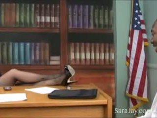 মহান বিবিসি আদর্শ, বড় tits দপ্তরে, বাস্তব অফিসে লিঙ্গের