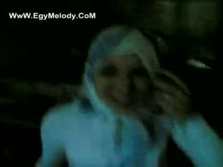 Arab Girl Strips Her Cloth And D
