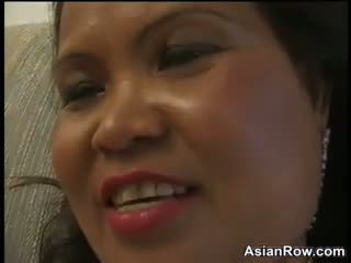 Thick And Mature Asian Wants A Black Cock