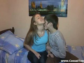 Innocent teen sex video clip
