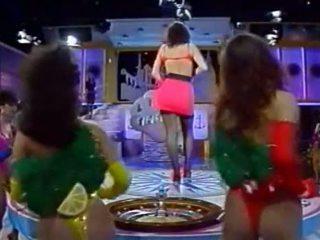 Italien tv montrer - tutti frutti - kandidatin sabine