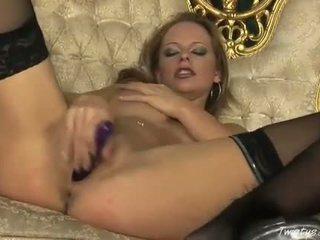 Hot Bitch Carmen Gemini Uses Her.