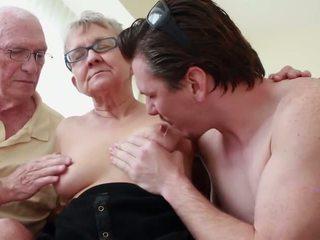 스윙, 큰 꽁초, 할머니