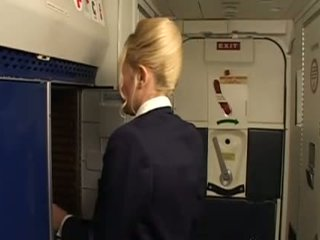 hq uniform fersk, se stewardess