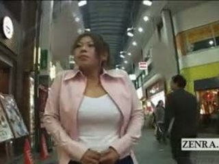 japonês, público, ao ar livre, fetiche