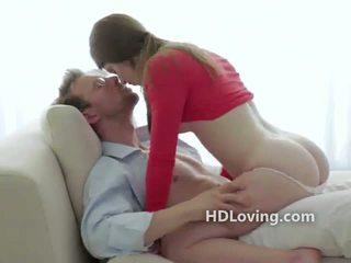 Vroče assed bejba dreams od tič znotraj ji in a guy shows up da jebemti ji