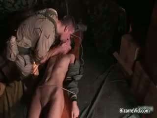 Two חם סקסי חרמן צבא הזונה gets part2