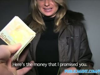 Publicagent loud σεξ με Καυτά ρωσικό μωρό
