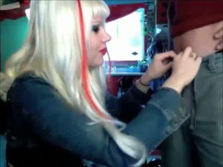 Mistress Starla Oral Tease