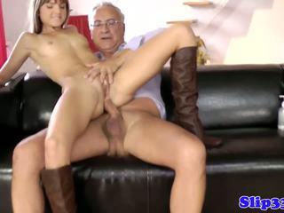 Anziano porno