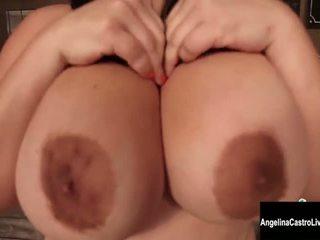 brünette frisch, große brüste beste, neu masturbieren