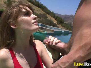 Grūti biedrs par the krūtainas mazulīte faye reagan: bezmaksas porno 7b