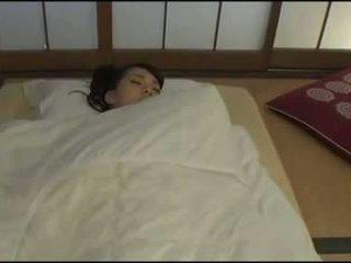 Piękne japońskie żona - masturbation