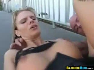 Bitch Fucking In Public