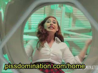 pissing, quality piss, full femdom hq