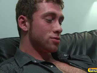 Homosexuell getting tief throat und schwer anal