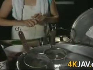 Maduros japonesa gaja getting fodido