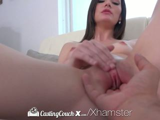 Castingcouch-x Short Haired Jessica Rex Fucked by Agent