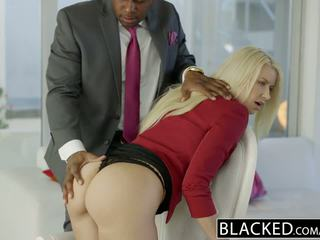Blacked äri blond anikka albrite perse perses poolt a bbc