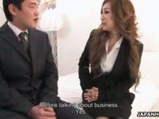 जापानी ताजा, असली blowjob सबसे, अधिक बच्चा