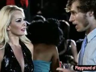 katsella suihin ihanteellinen, kaikki pornotähti, blondi tarkistaa