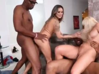 matures, interracial, gangbang