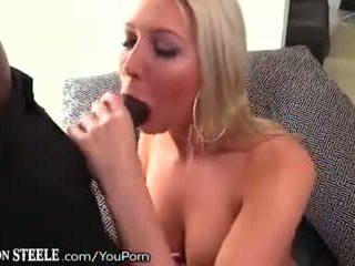 Lexington Steele Gives It to Lexi Lowe S Ass