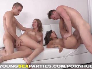 I ri seks parties