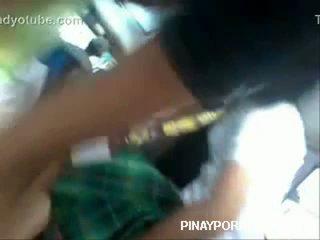 Binosohan ang isang FEU Student - Pinayporndaddy
