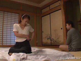 Ayano murasaki has unforgettably făcut dragoste till going pentru recamier