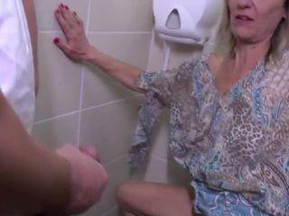 Pissing and Rough Fuck with Mature Mother: Free HD Porn e4