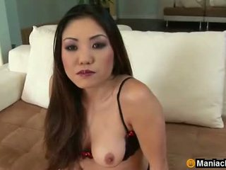 brunette, shaved, anal