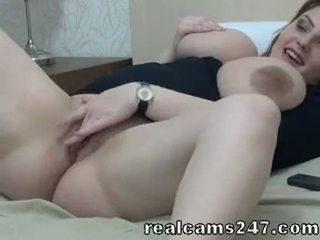 Sexy BBW With Huge Juggs On Webcam