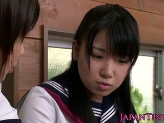 Японська Школярка порно
