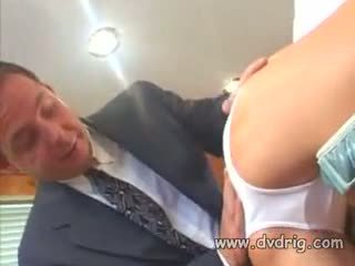 Beautiful Ebony Bitch Chyna Sucks And Fucks Hard Schlong And Gets Her Pussy Engorged With White Spunk