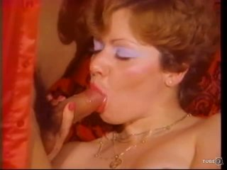 oral sex, riding, redhead, vintage