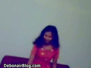 Desi Sweet Girl Talking On Phone And Full Exposure